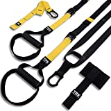 TRX Sangle de Suspension Noir/Jaune