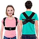 Back Posture Corrector for Kids Over 10, Women, Teens, Adjustable Clavicle Brace Support for...
