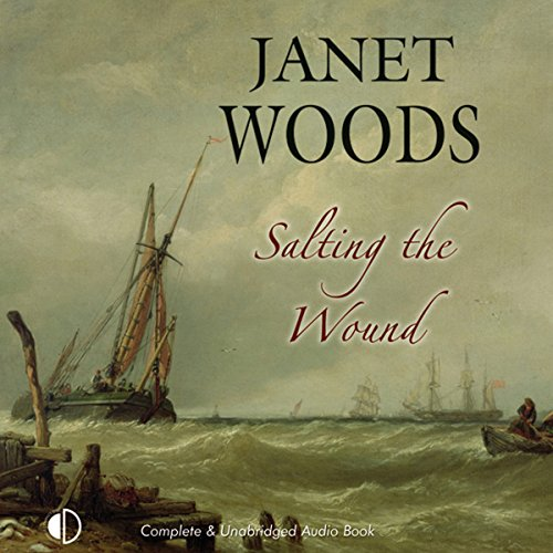 Salting the Wound audiobook cover art