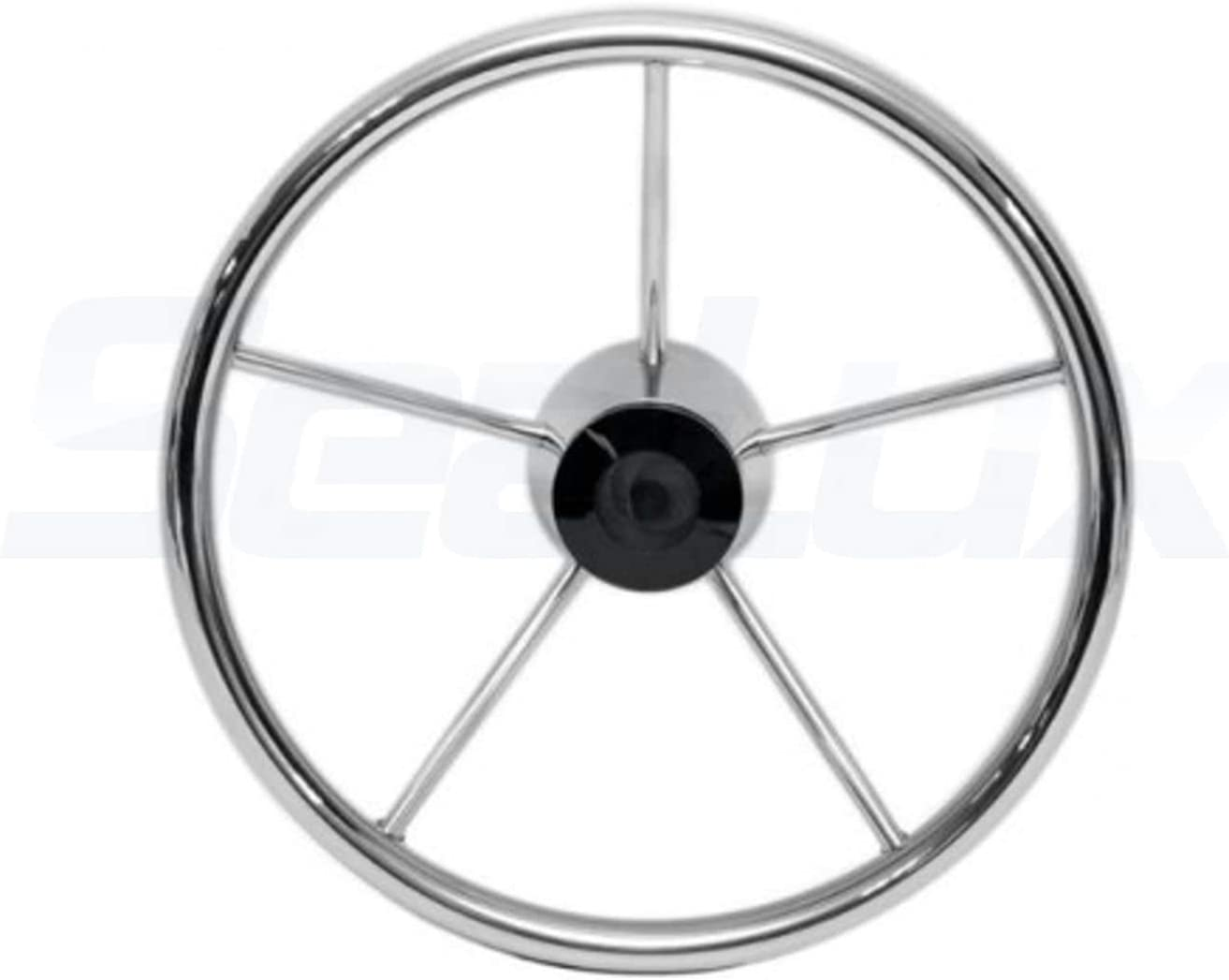SeaLux 15-1 70% OFF Outlet 2 Inch - 10 Weekly update Destroyer Style 5-Spoke Dish Stai Degree