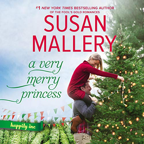 Couverture de A Very Merry Princess