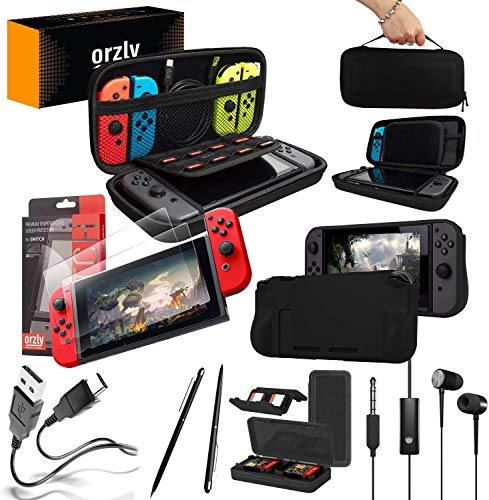 Nintendo Switch Accessoire, Orzly Ultimate Pack pour...