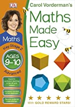 Carol Vorderman's Maths Made Easy, Ages 9-10: Key Stage 2, Advanced