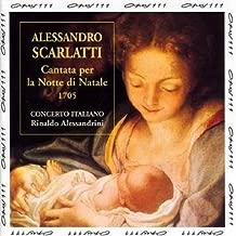Scarlatti: Cantate per la Notti di Natale - Concerto Italiano