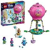 LEGO Trolls L' Avventura In Mongolfiera di Poppy Trolls World Tour, Set di Costruzioni per Bambini con 4 Minifigure di LEGO Trolls: Poppy, Branch, Biggie e Mr. Dinkles, +6 Anni, 41252