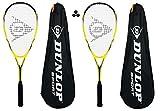 Dunlop Nanomax raqueta de Squash + estuche £70 PVP