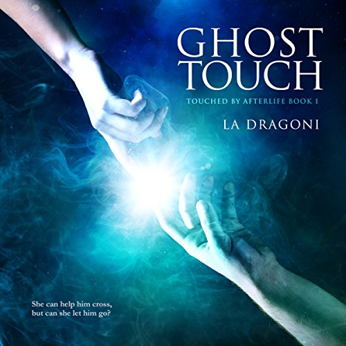 Ghost Touch audiobook cover art
