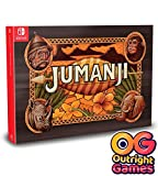 JUMANJI: The Video Game Collector's Edition (Switch)