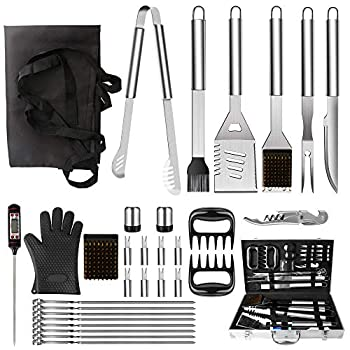 BBQ Tool Set - Christmas Gifts For House Cleaners