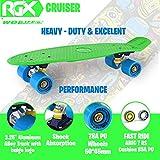 Zoom IMG-2 wellife skateboard mini cruiser rgx