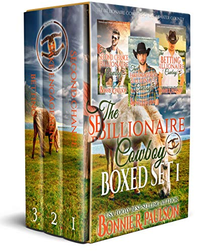 The Cowboy Billionaires of Clearwater County Volume 1 (The Cowboy Billionaires of Clearwater County Collection)