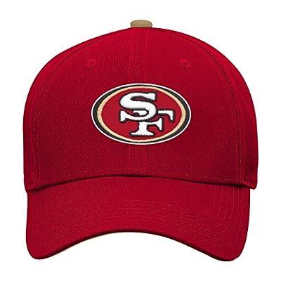 Outerstuff NFL Boys San Francisco 49ers Kids & Youth Boys Structured Adjustable Hat