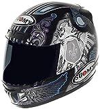 Suomy KSAP0016.6 Casco Moto, Nero, XL