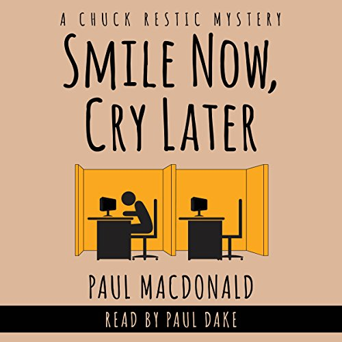 Smile Now, Cry Later audiobook cover art