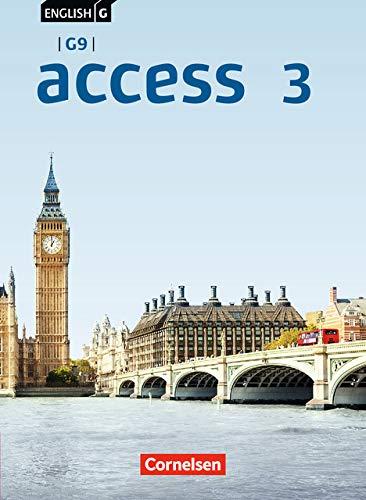 English G Access - G9 - Ausgabe 2019: Band 3: 7. Schuljahr - Schülerbuch: Kartoniert