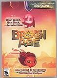 Broken Age PC/MAC DVD-Rom Game USA Version