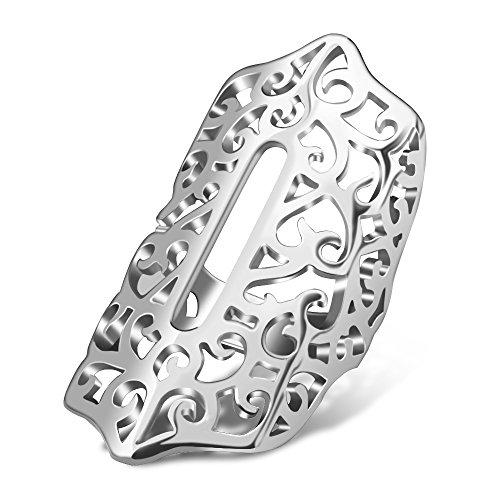 Flex 2 Armbänd Abdeckung Hülsenschutz Zubehör Glänzendes Metall-Schmuck Schutz Hülle für Fitbit Flex 2 Fitness Armband, Silber