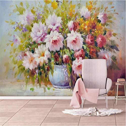 Pbbzl fotobehang, personaliseerbaar, 3D Van Gogh, schilderen, muurschilderingen, tv-achtergrond, voor hotel, woonkamer, muur, 3 D 120 x 100 cm.