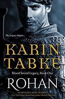 Rohan (Blood Sword Legacy Book 1) by [Karin Tabke]
