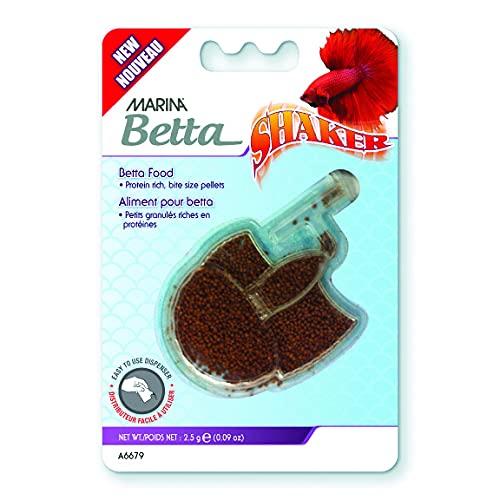 Pro-Motion Distributing - Direct- Marina Betta Shaker 2,5 G Alimento Gránulos, A6679
