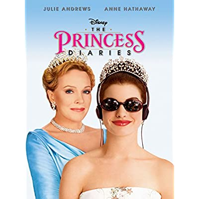 princess diaries dvd 1 and 2