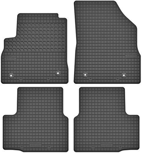 Motohobby Gummimatten Gummi Fußmatten Satz für Opel Astra K (ab 2015) - Passgenau
