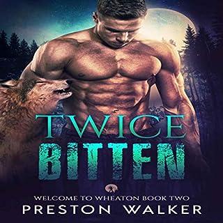Twice Bitten audiobook cover art