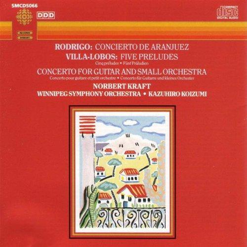 Concierto De Aranjuez - 5 Preludes