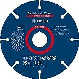 Bosch Professional 2608901188 Expert-Disco de Corte de carburo (115 mm de diámetro, 1,0 mm de Grosor, Accesorios), 1 unidad