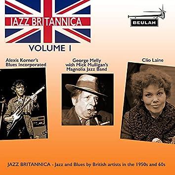 Jazz Britannica, Vol. 1