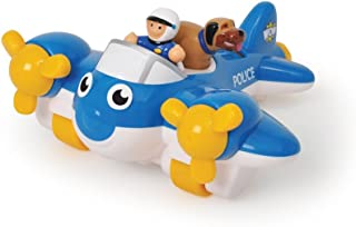 WOW Toys Police Plane Pete Toy Vehicle