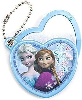 Frozen Mirror Mascot Blue Keychain - Elsa & Anna by Animewild