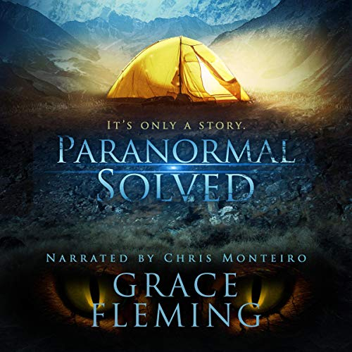 Paranormal Solved audiobook cover art