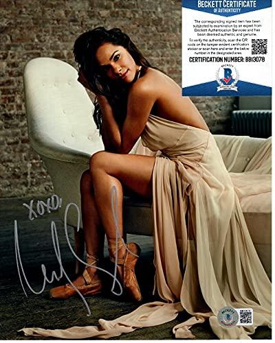 MISTY COPELAND signed BALLET 8x10 photo Beckett BAS