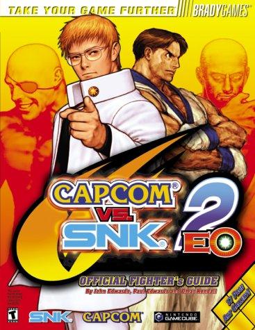 Capcom® vs. SNK® 2 EO Official Fighter's Guide