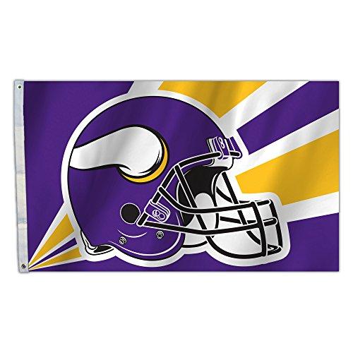 NFL Flagge Minnesota Vikings 90 x 152 cm