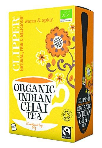 CLIPPER(クリッパー)『ORGANIC INDIAN CHAI TEA(オーガニックインディアンチャイティー)』