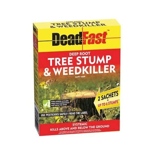 Deadfast Tree Stump and Weed Killer, 200 ml