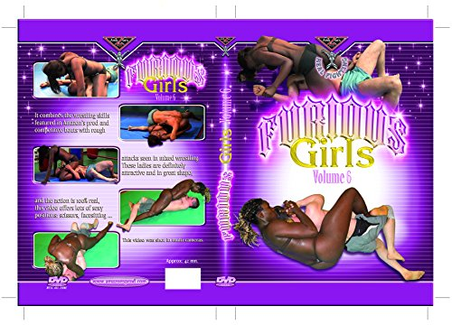 French mixed wrestling - Furious girls vol. 6 (Female vs Male) DVD Amazon's Prod