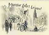 Münster fährt Leeze! (Wandkalender 2022 DIN A3 quer)