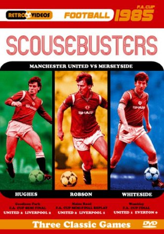 Scousebusters '85 - Manchester United v Merseyside