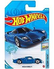 ホットウィール(Hot Wheels) ベーシックカー ニッサン R390 GT1 HCM50