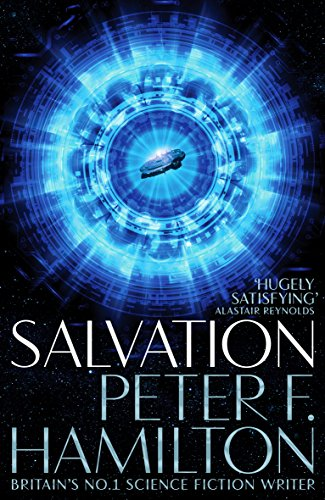 Salvation: The Salvation Sequence, Book 01
