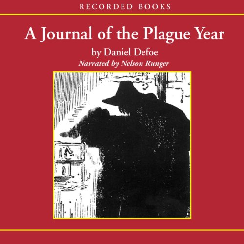 The Journal of the Plague Year audiobook cover art