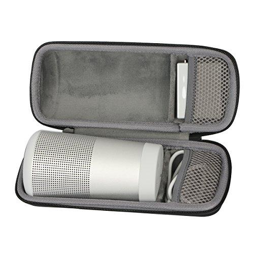 co2CREA Duro Viaggio Caso Copertina per Bose SoundLink Revolve Diffusore Portatile(solo scatola)