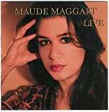 album cover: Maude Maggart Live