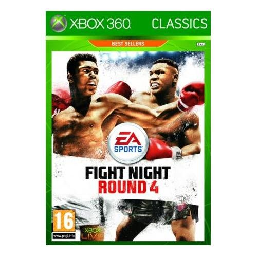 Fight Night Round 4 Game (Classics) XBOX 360 [UK IMPORT]