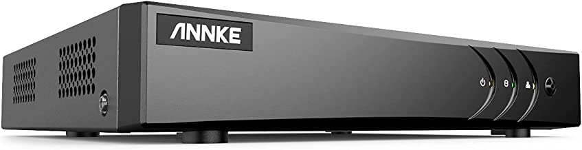 ANNKE 8CH 5MP Lite Security Standalone DVR H.265+ HDMI Output and Easy Remote View for Home Security Surveillance Camera S...