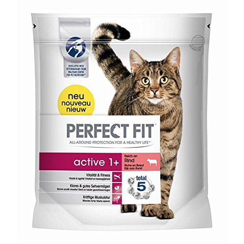 Perfect fit active rund kattenvoer 1,4 KG