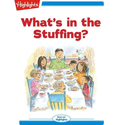 What's in the Stuffing? copertina